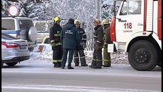 Сургутские полицейские тренировали навыки в школе