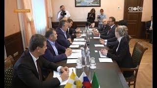 Ставропольский край может получить инвестиции из Италии