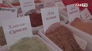 Ярмарка российско-белорусских товаров начала работать в Чите