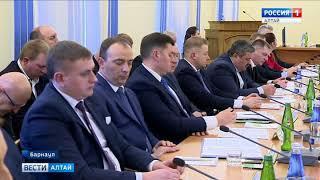Товарооборот между Алтайским краем и Беларусью возрастет в ближайшие годы
