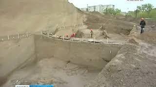 Красноярские археологи обнаружили стоянку эпохи верхнего палеолита в Назаровском районе