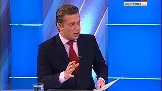 Вести - интервью / 19.04.18. Гость студии - Виктор Емец