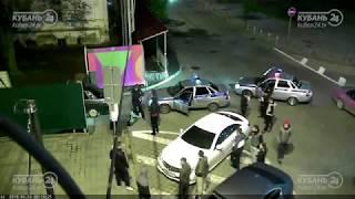 В Краснодаре 15-летний подросток за рулем «десятки» пытался скрыться от полицейских