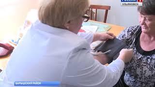 Новый ФАП в Барышском районе