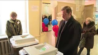 Смоляне проголосовали на выборах Президента РФ
