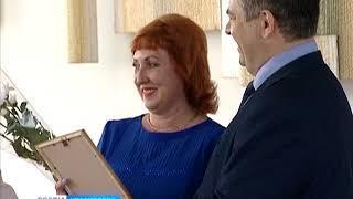В администрации Красноярска наградили лучших работодателей за создание достойных условий труда