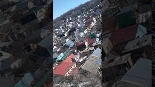 Фонтан в Волжском районе
