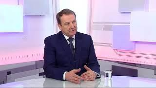 В центре внимания - интервью с Владимиром Константиновым