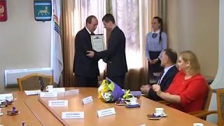 Лучших спортсменов по итогам 2017 года наградил губернатор ЕАО(РИА Биробиджан)