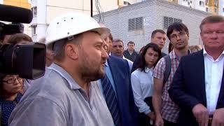 Вячеслав Володин о строительстве школы в Солнечном: Это разочарование!