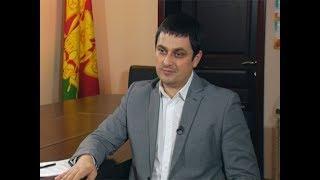 Интервью с министром курортов Краснодарского края Христофором Константиниди
