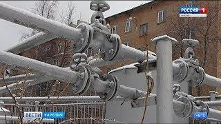 Более 30 домов в Петрозаводске переведут на природный газ досрочно