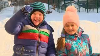 26 02 2018 Ижевские школьники изобрели «Долболёд» устройство для уборки льда