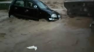 Dehradun heavy rainfall incident happened today morning near Ladpur