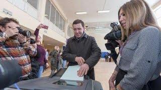 Евгений Куйвашев проголосовал на выборах президента России