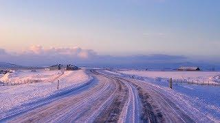 В конце декабря в Югре откроют 85 ледовых переправ