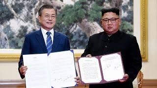Разоружение, закрытие полигонов и Олимпиада: итоги пятого межкорейского саммита