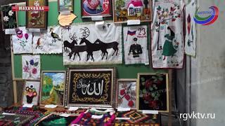В Махачкале прошла ежегодная выставка работ учеников школ искусств