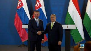 Орбан и Пеллегрини хвалят Италию