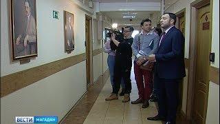 Экскурсия по СМИ по «Центробанку»