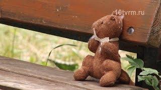 В Саранске выпал ребенок