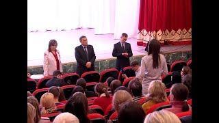 Евстифеев принял участие в праздновании Дня марийского искусства