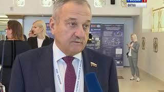 Делегация Кировской области приняла участие в Форуме регионов России и Беларуси (ГТРК Вятка)