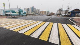 В России увеличили штраф для водителей за непропуск пешеходов