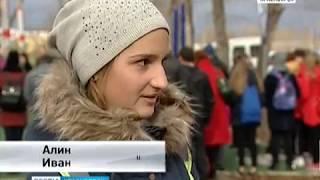 """В красноярском парке """"Сибсталь"""" состоялось открытие нового спортивного городка"""
