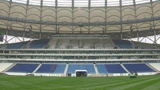 Ветераны и молодые футболисты «Ротора» оценили готовность «Волгоград Арены» к тестовому матчу