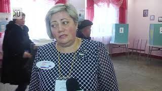 В выборах Президента принял участие 92–летний курганец
