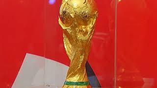 В Калининград  привезли кубок FIFA
