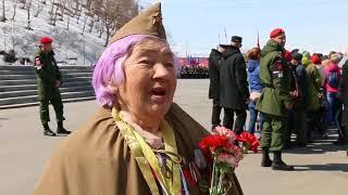 День Победы отметила Камчатка | Новости сегодня | Происшествия | Масс Медиа