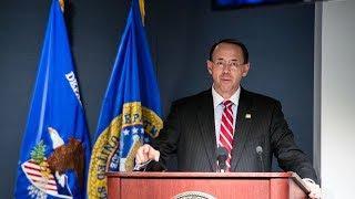 Генпрокурора Сешнса может сменить Грэм. Чем закончится скандал вокруг замминистра юстиции США