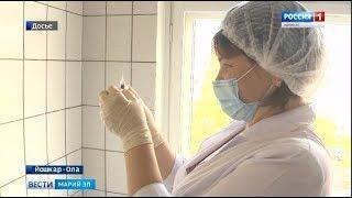 В Марий Эл поступила первая партия детской вакцины от гриппа - Вести Марий Эл