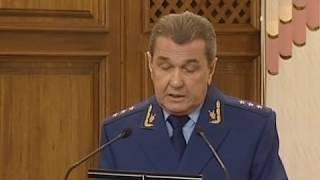 Совещание Юрия Гулягина