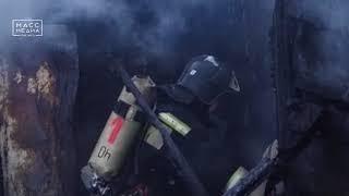 На Камчатке в пожаре сгорела семья с детьми