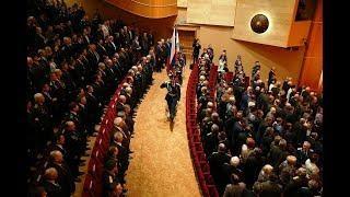 В уфимском Конгресс-холле прошло торжественное собрание, посвященное Дню защитника Отечества