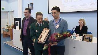 Премия имени Дунина-Горкавича досталась магистранту НВГУ