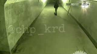 Инвалид играет в футбол в переходе в Краснодаре!