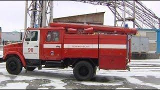 В крупнейшем торговом центре Нижневартовска тушили условный пожар и спасали персонал