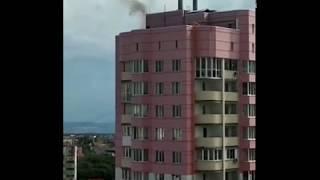 Пожар на Пирогова