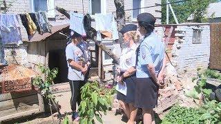 В Волгограде провели рейд инспекторы по делам несовершеннолетних