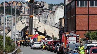 Генуя: Конте назвал виновного