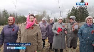 К Дню Победы в области обновили и отреставрировали памятники, посвященные фронтовикам