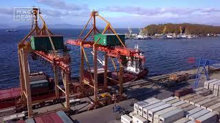 75 лет морскому торговому порту | Новости сегодня | Происшествия | Масс Медиа