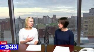 В эфире: Марина Сторожок