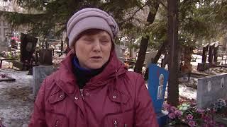 Тысячи омичей пришли сегодня на кладбища, чтобы почтить память родственников