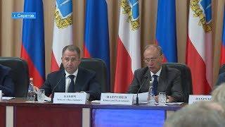 Глава Чувашии принял участие в выездном совещании Совета безопасности