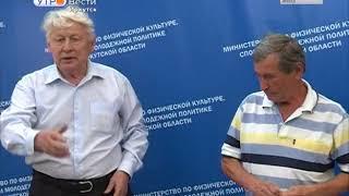 К 95 летию иркутского спорта журналист Павел Кушкин написал и издал книгу